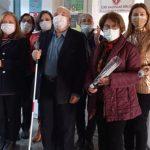 Alkışlar Türk Kadınlar Birliği'ne