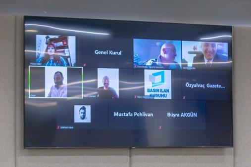 BİK'ten Ispartalı Gazetecilere Eğitim