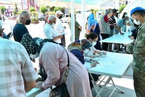 Isparta'da 3 Mobil Aşı Merkezi Var
