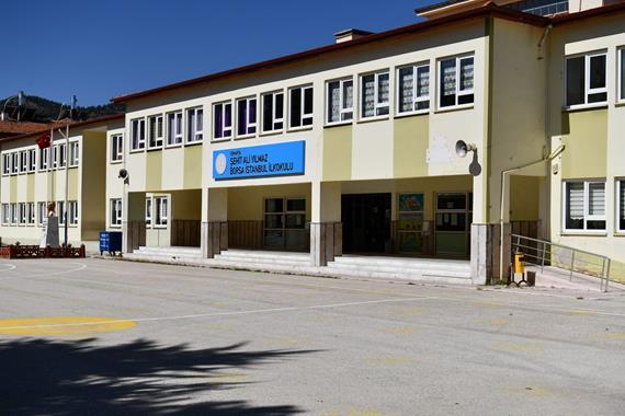 35 Okul İçin Güçlendirme Projesi