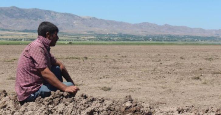 Çiftçiye Kuraklık Ödemesi Müjdesi